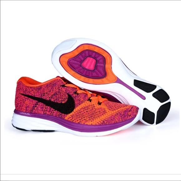 best sneakers 8ed32 99786 6.5 NIKE FLYKNIT LUNAR WOMEN NEW NWT